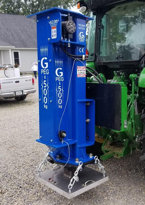 Gpeg 500 Seismic Impact Source R T Clark Co Inc